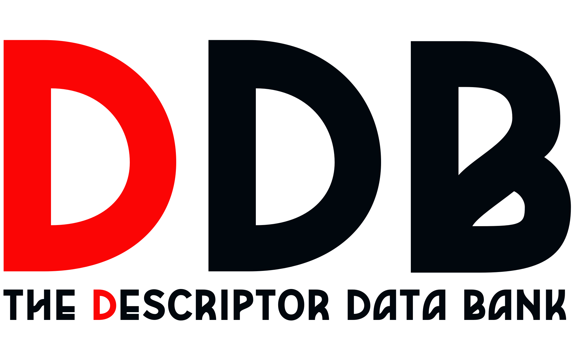 The Descriptor Data Bank